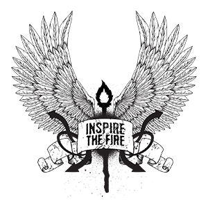 inspire the fire logo