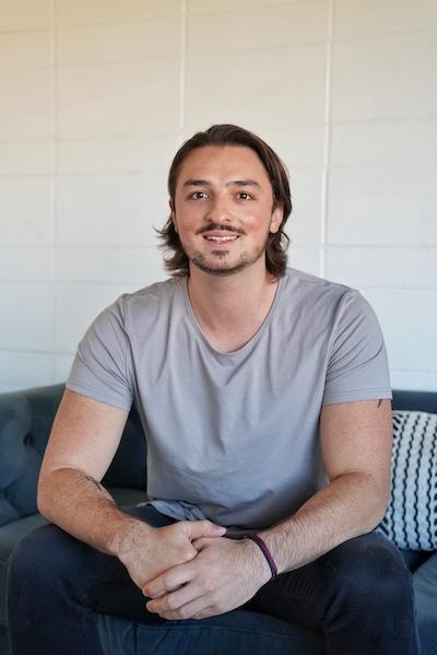 Sales Coordinator Cooper Lopez